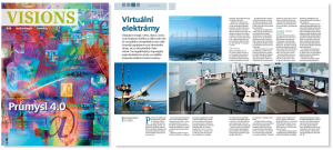 Visions 2013/01: Virtualní elektrárny