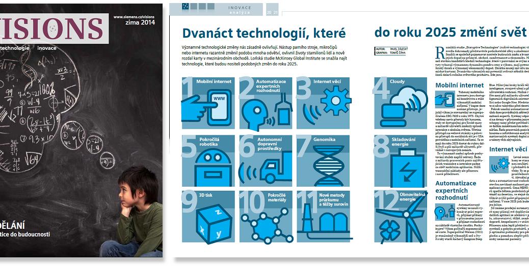 Visions 2014/4: Dvanáct technologií...