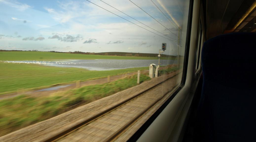 Jezdím rád vlakem