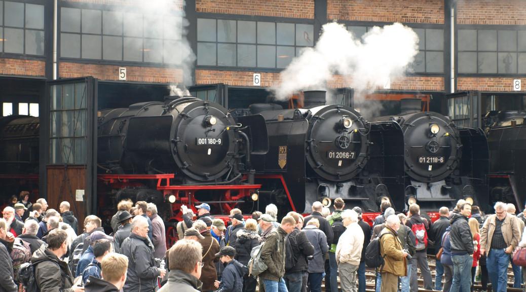 Vlaky si zamilujete
