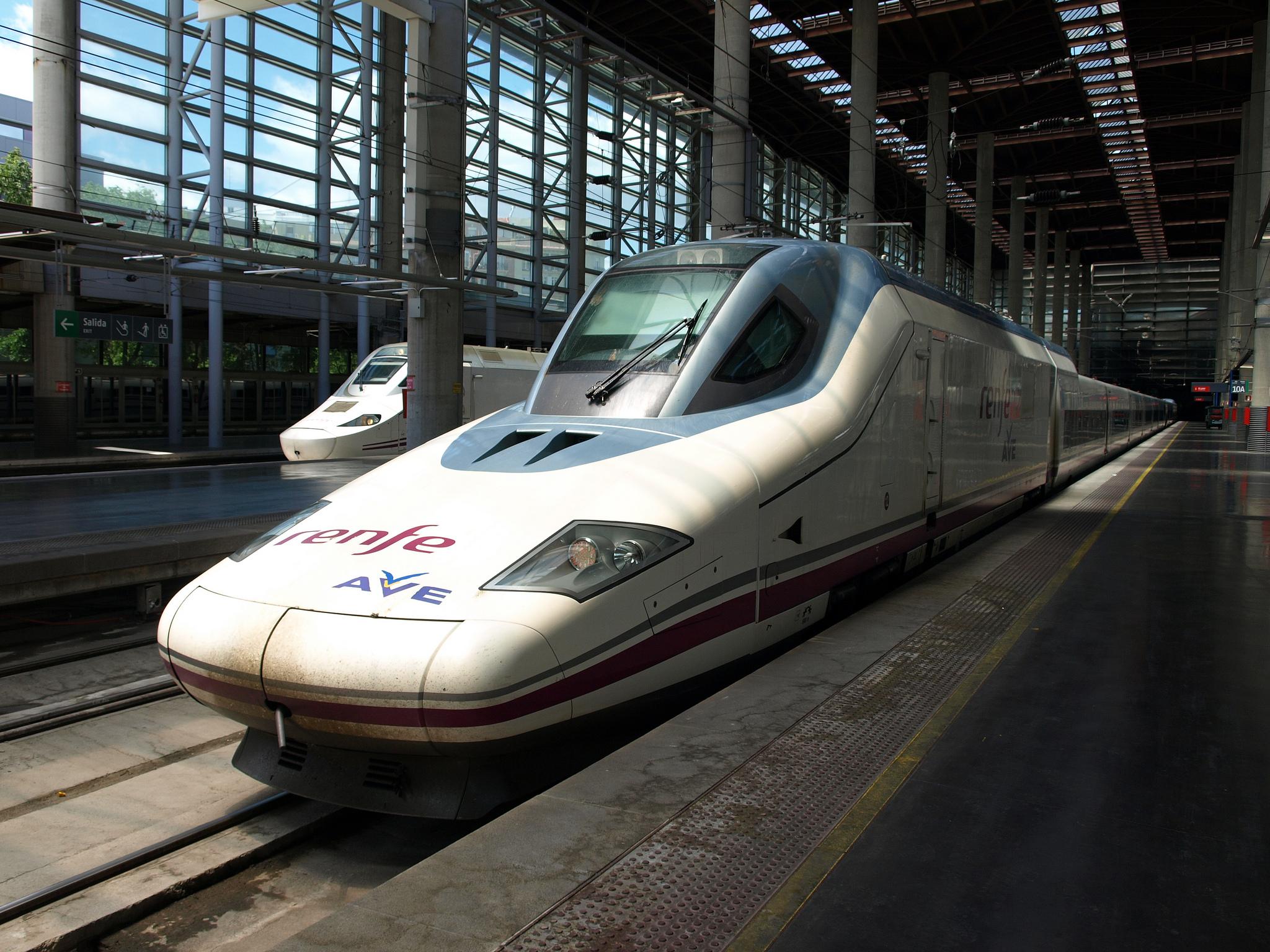 Vlak je rychlejší než letadlo